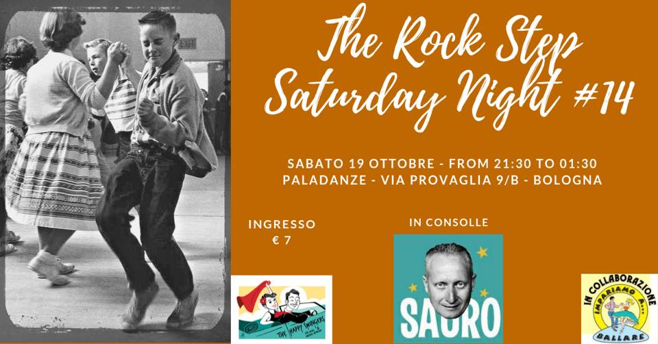 The Rock Step Saturday Night #14