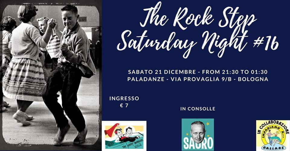The Rock Step Saturday Night #16