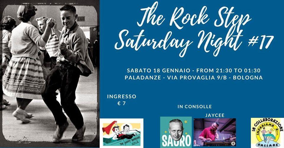The Rock Step Saturday Night #17