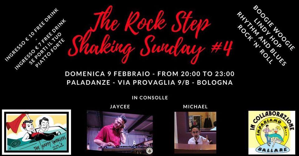 The Rock Step Shaking Sunday #4